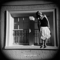Window, Holga BW