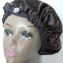 Satin Diva Bonnet- Regular  - Thumbnail 2