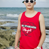 Pure Standards Tee/Tank (Red)