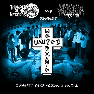 United we skate - volume 4 (metal)