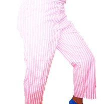 Women's Brooks Brothers Pink Stripe Pants
