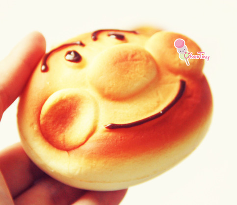 Large Anpanman Bread Squishy ? Uber Tiny ? Online Store Powered by Storenvy