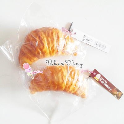 Uncle nic's bakery croissant squishy