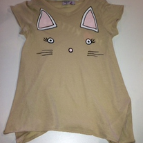 WildFox Kids I' Love Kittens Tee