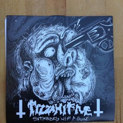 Pizzahifive/ headless death split 7""