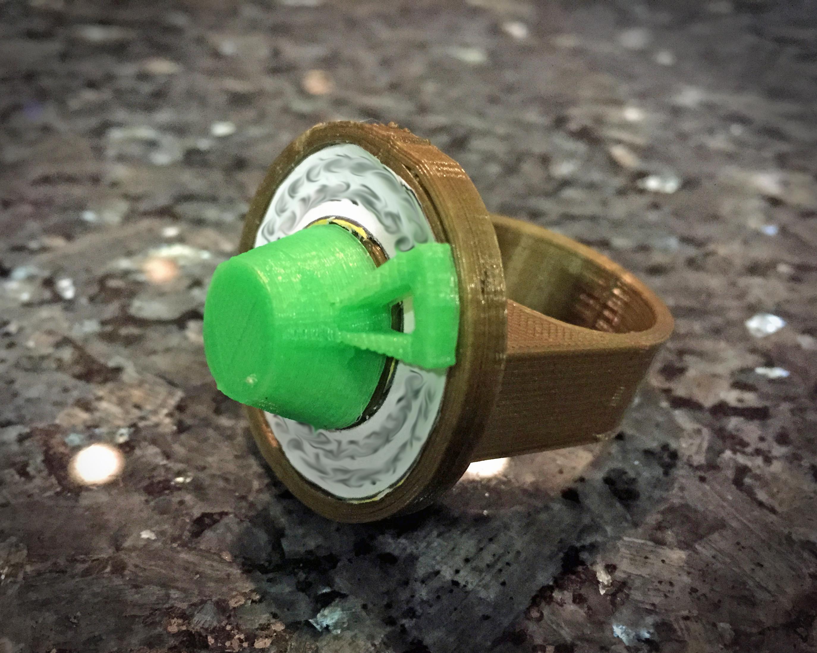 Secret Decoder Ring Toy