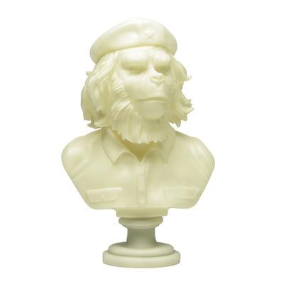 Ssur rebel ape bust - glow-in-the-dark
