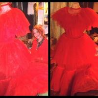 Faeryspell Creations | Lydia Deetz Beetlejuice Red Wedding Dress ...