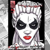 Oxymoron: The Loveliest Nightmare #4