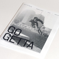 Go Getta exhibition catalog