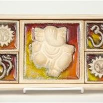 Ganesh - Wall Plaque