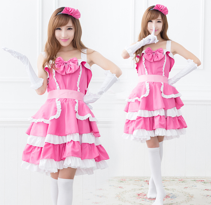 Cosplay Kousaka kirino Pink Princess Dress SP153007 · SpreePicky ...