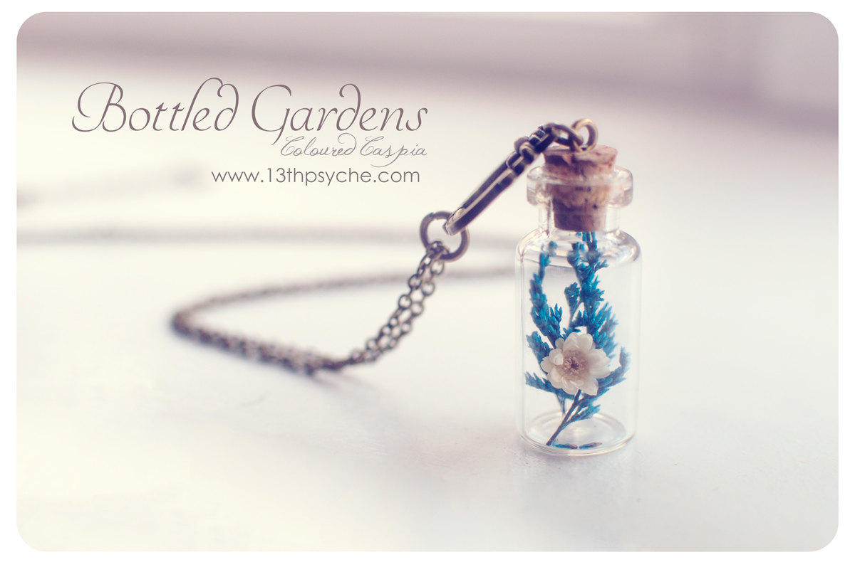 Dried flowers bottle necklace flower necklaceglass vial necklace dried flowers bottle necklace flower necklaceglass vial necklace glass bottle pendant mozeypictures Choice Image
