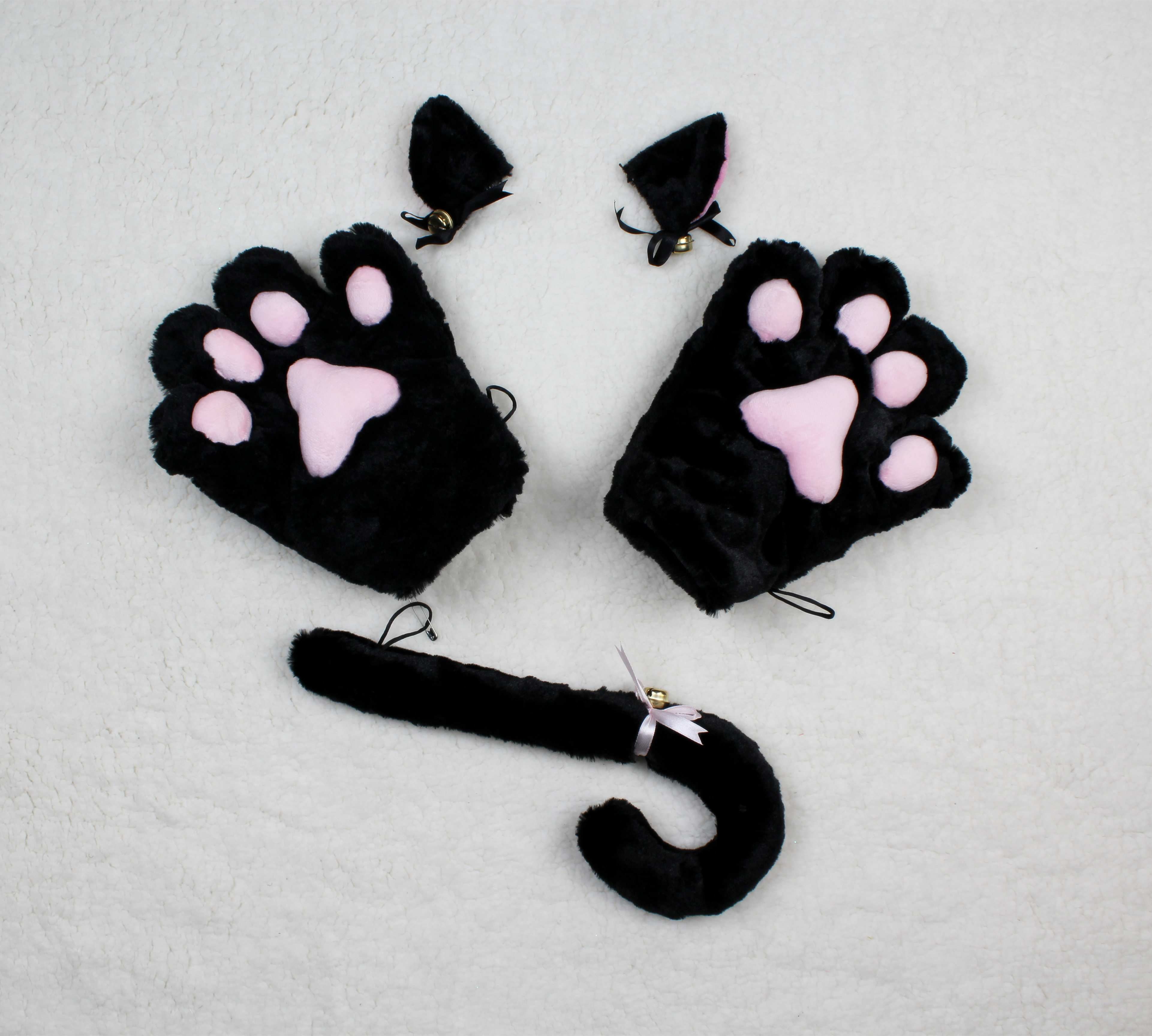 Cosplay Cat Paws Tail Ears Lolita Maid Cat Coz Himi Store Online