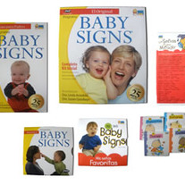 Baby Signs® Complete Starter Kit - Spanish