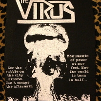 The Virus - Already Dead Patch - White medium photo