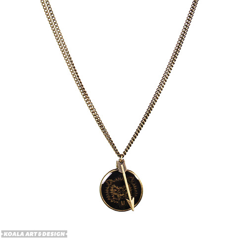 The Hunter Necklace