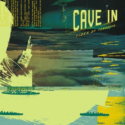 "Cave in • tides of tomorrow 12"" ep"