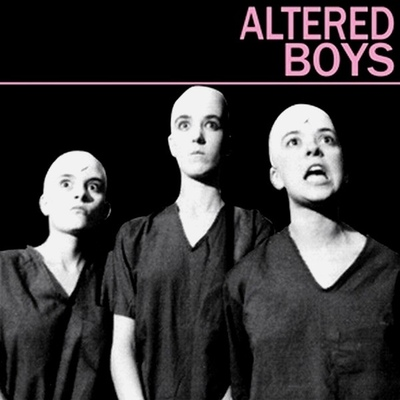 Altered boys • s/t 7""