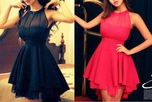 Womes Fashion Sexy Sleeveless Bodycon Little Dresses Showmall