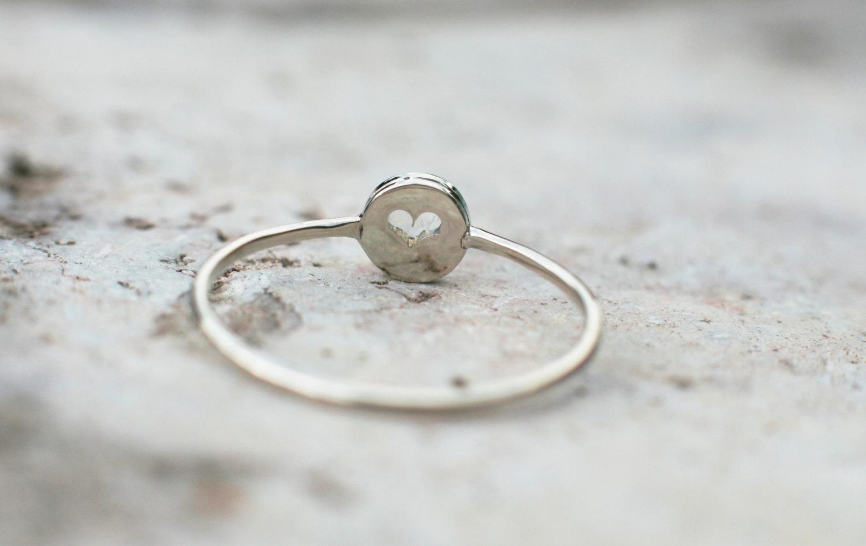 rainbow moonstone ring in 14k white gold moonstone engagement ring anniversary precious gift - Moonstone Wedding Rings