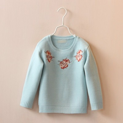 My garden cotton sweater