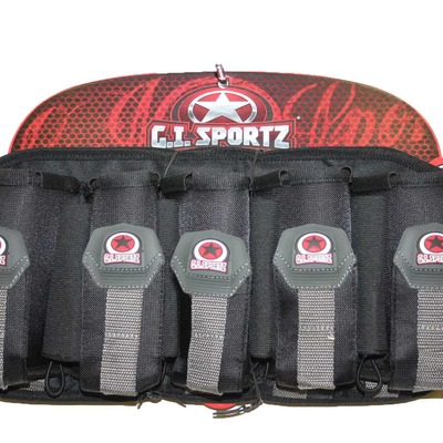 Gi sports glide pack black