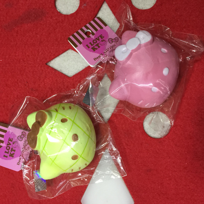 Squishy Head Bun : ~SquishyStuff~ Sanrio Licensed Hello Kitty Head Bun Squishy Mascot Online Store Powered by ...