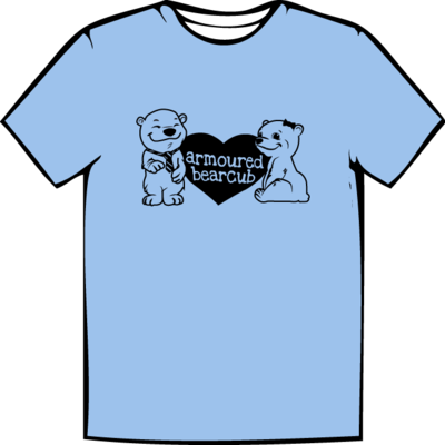 Armoured bearcub shirt