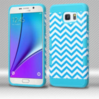 Galaxy note 5 - vibrant color, dual layer case in assorted colors