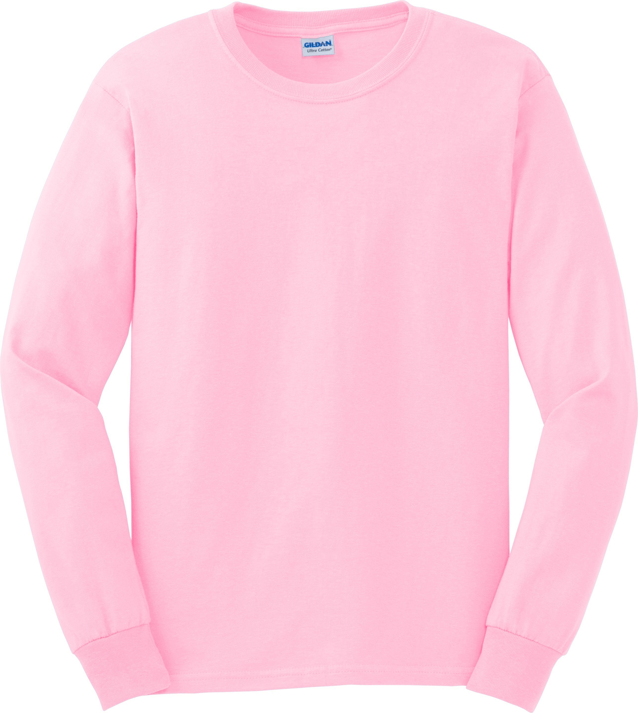 Long Pink Shirt | Is Shirt