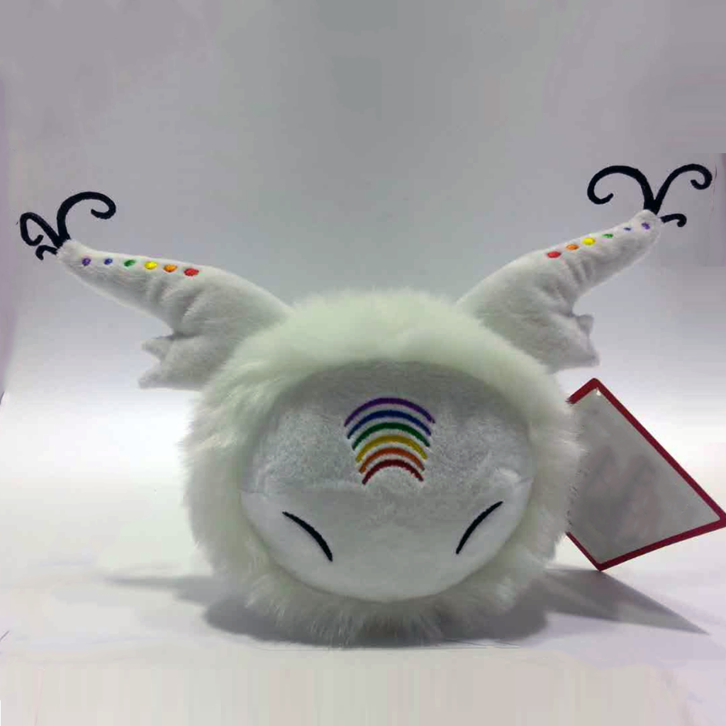 White Rainbow Sea Bunny 183 Spritelings 183 Online Store Powered By Storenvy