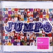 "Jump5 CD - ""The Very Best of Jump5"""