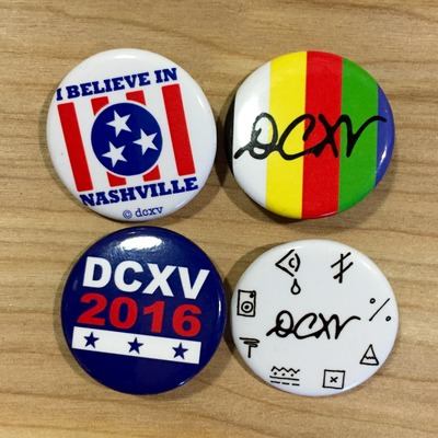 Dcxv button pack