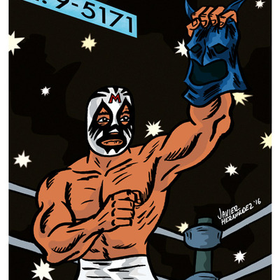 Mil mascaras mask vs mask