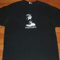 Willie Nelson OUTLAW tshirt, XL (Pre-Owned)
