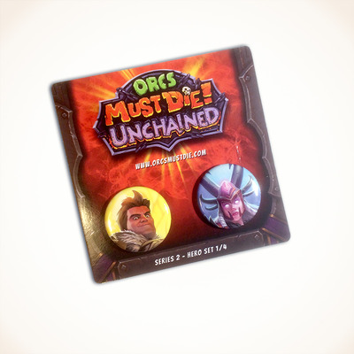 Omdu series 2 button packs