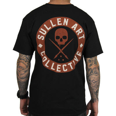Sullen badge of honor bricks tee