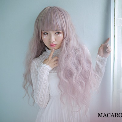 Giselle - dolly wavy wig