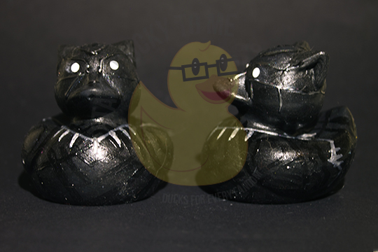 Black Panther Duck · Talk Ducky to Me · Online Store Powered by Storenvy