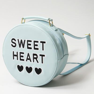 Sweet heart back pack