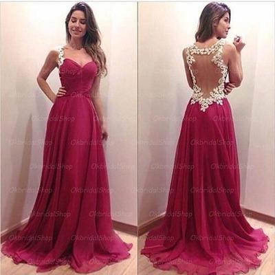 Lace Prom Dressopen Back Prom Dress2016 Prom Dressevening Dress
