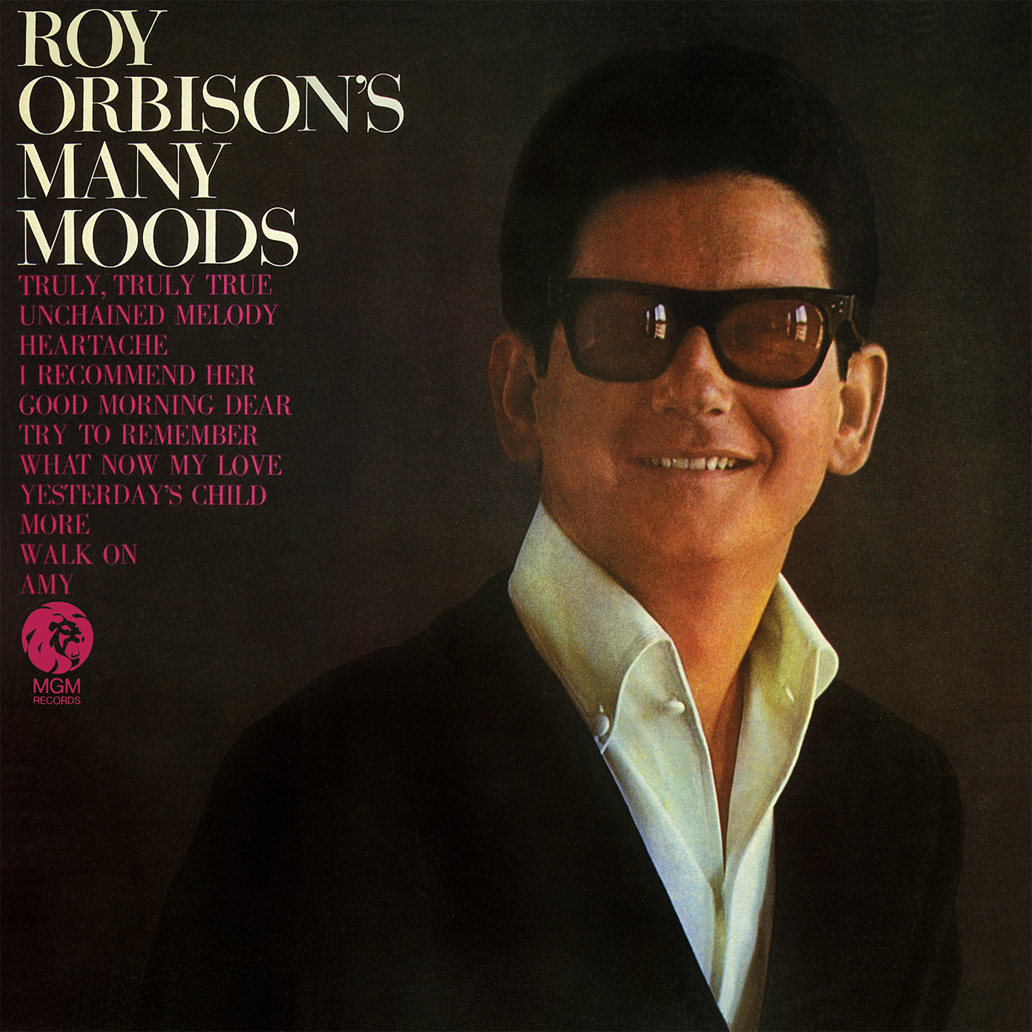 Roy Orbison S Many Moods Individual Mgm Years Cd 183 Roy