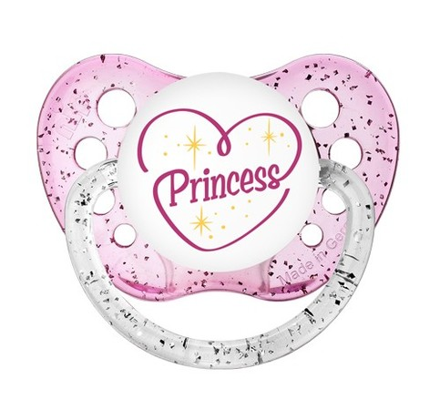 Princess Pacifier Princess Paci Princess Binky