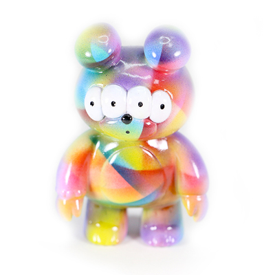 Zkt art custom matthew bear gashapon