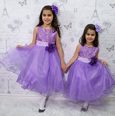 6c3859892 Elegant Sequin Flower Girl Dresses Hot Long Princess Party Infanti Baby Girl  Clothes Pageant Kid Prom
