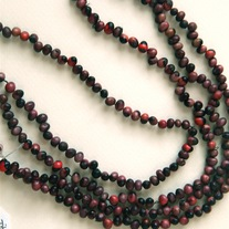Double Stand Church Seed Necklace