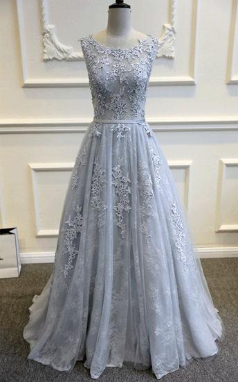 Wedding dresses,bridal gown.lace wedding dress,light grey wedding ...