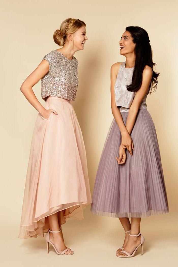 Tea Length Vintage Prom Dresses