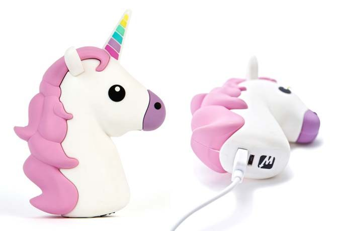Unicorn Power Bank 2600mah On Storenvy